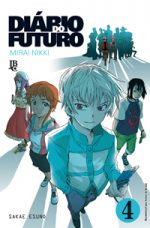 capa de Diário do Futuro #04