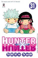capa de Hunter X Hunter #31
