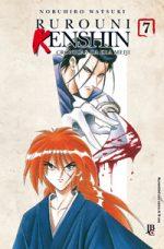 capa de Rurouni Kenshin #07