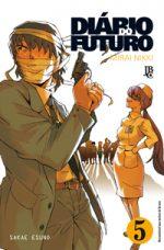 capa de Diário do Futuro #05