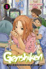 capa de Genshiken