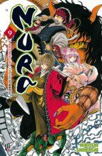 capa de Nura - A Ascensão do Clã das Sombras #09