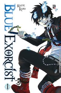 capa de Blue Exorcist #01