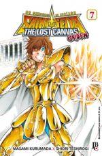 capa de Os Cavaleiros do Zodíaco: The Lost Canvas Gaiden #07