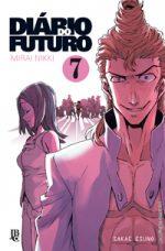 capa de Diário do Futuro #07