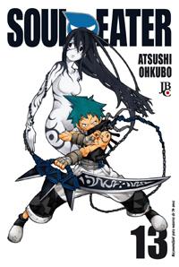 capa de Soul Eater #13