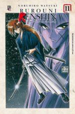 capa de Rurouni Kenshin #11