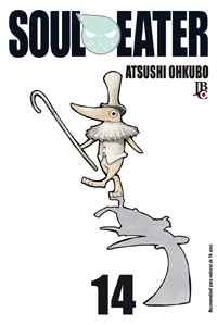 capa de Soul Eater #14