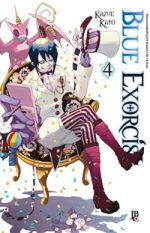 capa de Blue Exorcist #04