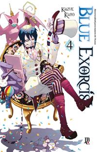 capa de Blue Exorcist #04