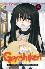 capa de Genshiken #04