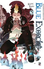 capa de Blue Exorcist #05