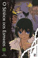 capa de O Senhor dos Espinhos #05