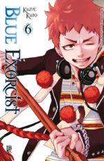 capa de Blue Exorcist #06