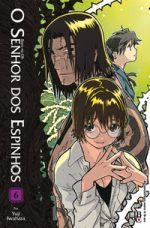 capa de O Senhor dos Espinhos #06