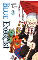 capa de Blue Exorcist #07