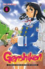 capa de Genshiken #06