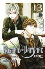 capa de Rosario Vampire II #13