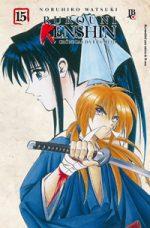 capa de Rurouni Kenshin #15