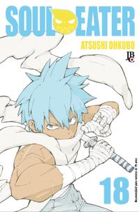 capa de Soul Eater #18