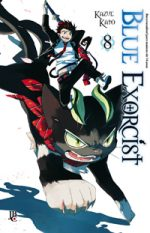 capa de Blue Exorcist #08