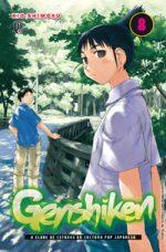 capa de Genshiken #08