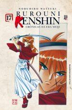 capa de Rurouni Kenshin #17