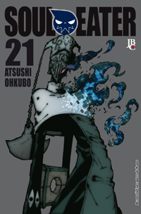 capa de Soul Eater #21