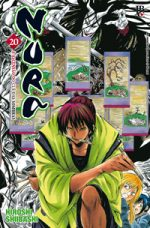capa de Nura - A Ascensão do Clã das Sombras #20