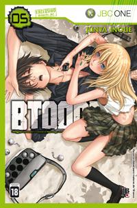 capa de BTOOOM! #05