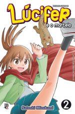 capa de Lúcifer e o Martelo #02