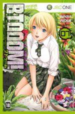 capa de BTOOOM! #07