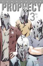 capa de Prophecy #03