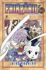capa de Fairy Tail #44