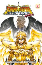 capa de Os Cavaleiros do Zodíaco: The Lost Canvas Gaiden #10
