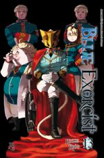 capa de Blue Exorcist #13