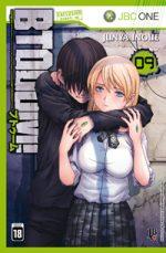 capa de BTOOOM! #09
