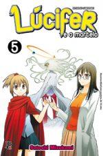 capa de Lúcifer e o Martelo #05