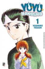 capa de Yu Yu Hakusho ESPECIAL