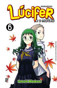 capa de Lúcifer e o Martelo #06