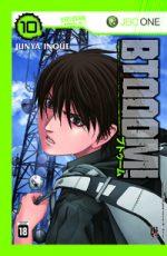 capa de BTOOOM! #10