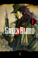 capa de Green Blood: Preview