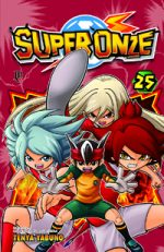 capa de Super Onze #25