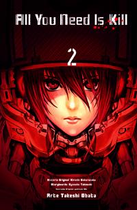 capa de All You Need is Kill #02
