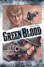 capa de Green Blood #02