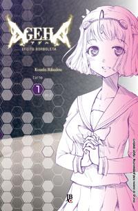 capa de Ageha #01