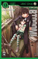 capa de BTOOOM! #13