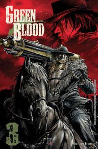 capa de Green Blood #03