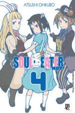 capa de Soul Eater NOT! #04