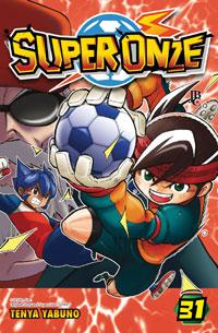 capa de Super Onze #31